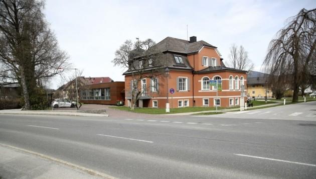 Eigene Wohnbau-Pläne gibt es am Gemeindeamt in Grödig (Bild: Tröster Andreas)