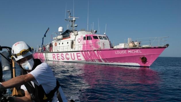 Louise Michel (Bild: AFP)