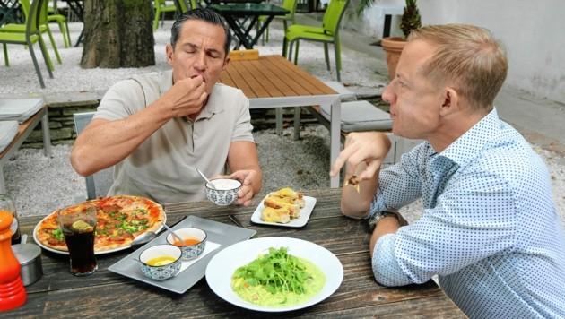 In kulinarischer Topform: Triathlet Philipp Jelinek ...