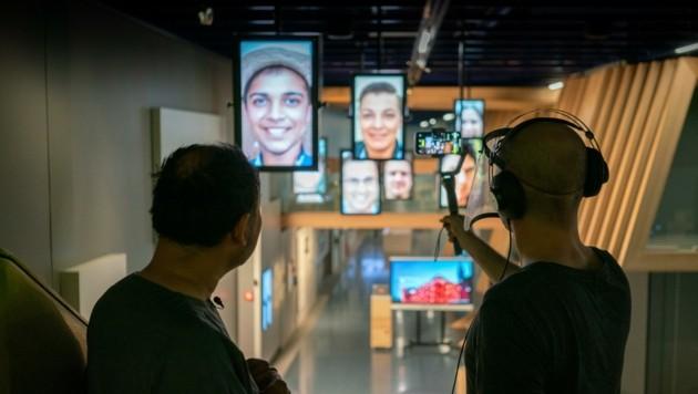 Das Ars Electronica Center ist heute weltweit als Heimat des digitalen Fortschritts und der Digital-Kunst bekannt