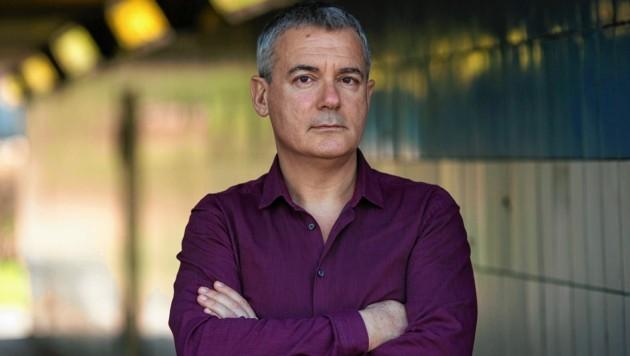 Autor Ilija Trojanow liest zum Auftakt im Stieglerhaus