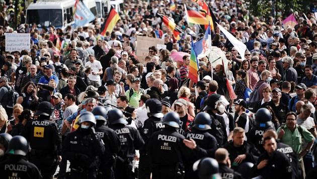 (Bild: APA/dpa/Bernd Von Jutrczenka)