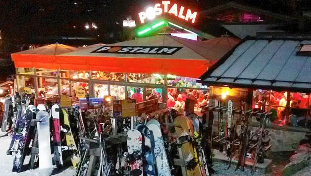 Après-Ski in Kaltenbach im Zillertal: Ohne Regeln geht es nicht.