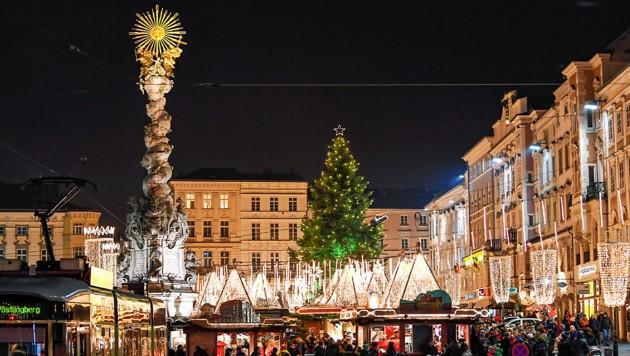 Christkindlmarkt in Linz soll stattfinden.