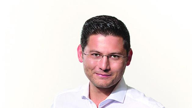 Alexander Moussa, praktischer Arzt in Hartberg.