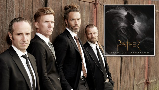 (Bild: Pain Of Salvation, Inside Out)