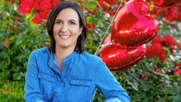 """Nina Horowitz übernahm die """"Liebesg'schichten"""" und führte die Erfolgsstory souverän weiter. (Bild: ORF)"""
