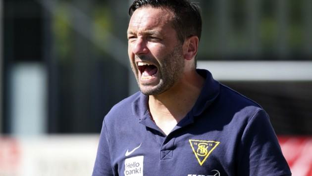SAK-Sportdirektor will mit seiner Mannschaft gegen die Pinzgauer überraschen. (Bild: Tröster Andreas)