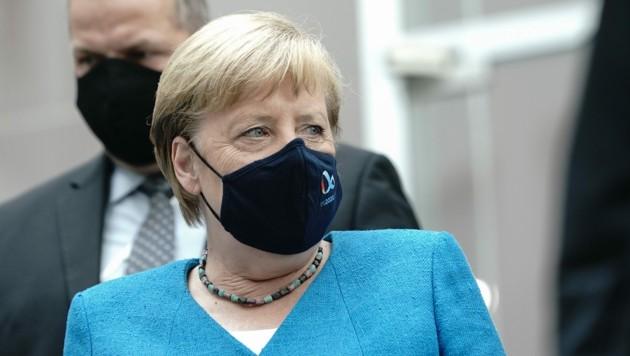"""Deutschlands Bundeskanzlerin Angela Merkel will nicht zuletzt die """"Integrität des Schengen-Raumes"""" wahren."""
