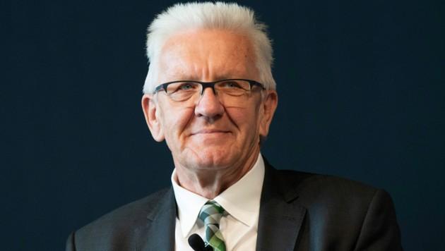Winfried Kretschmann, Ministerpräsident in Baden-Württemberg