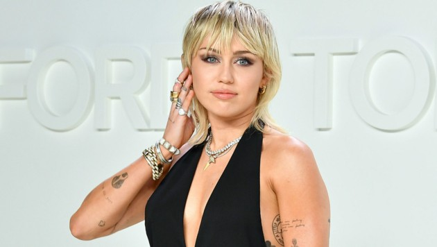 Miley Cyrus (Bild: 2020 Getty Images)