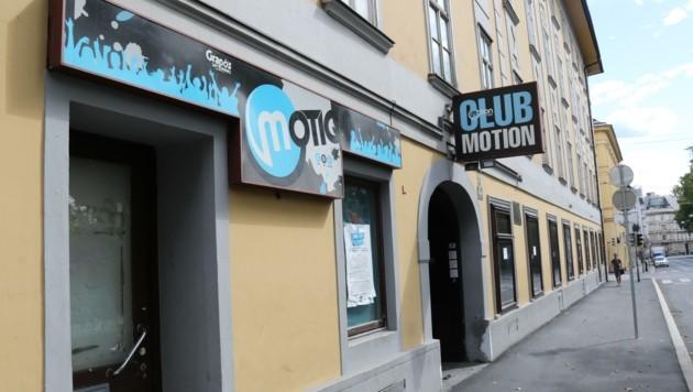 Der Club Motion in Graz