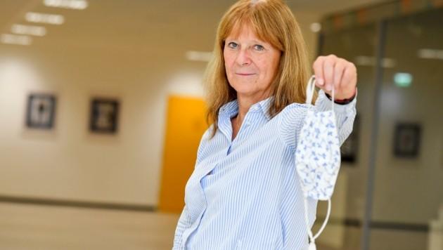 Regina Reiter, Schuldirektorin in Linz (Bild: Dostal Harald)