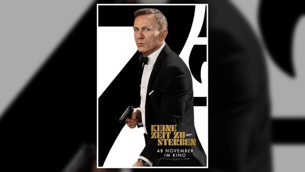 (Bild: James Bond 007, Universal Pictures/AFP, Krone KREATIV)