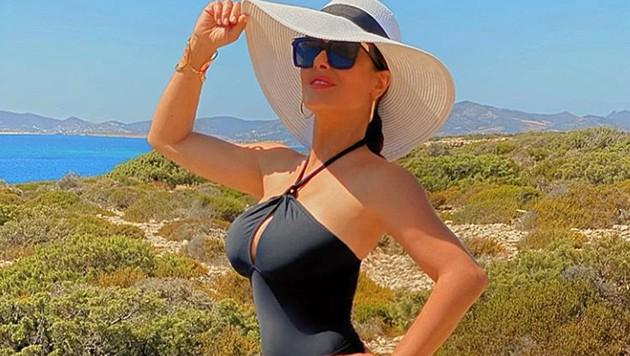 Salma Hayek (Bild: instagram.com/salmahayek)