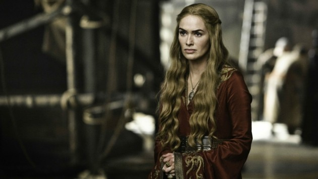 "Lena Headey als Cersei Lennister in ""Game of Thrones"""