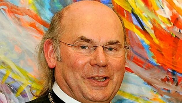 Abt Georg: Corona-Sünder? (Bild: Crepaz Franz)