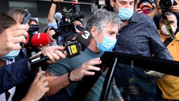 Jorge Messi (Bild: AFP)