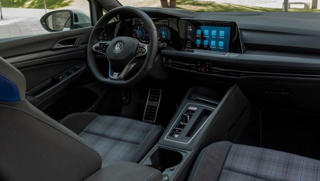 VW Golf GTE (Bild: Volkswagen)