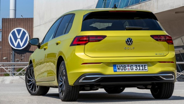 VW Golf eHybrid (Bild: Volkswagen)