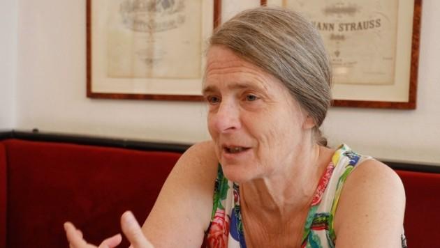 Auch die Klima-Expertin Helga Kromp-Kolb ist skeptisch.