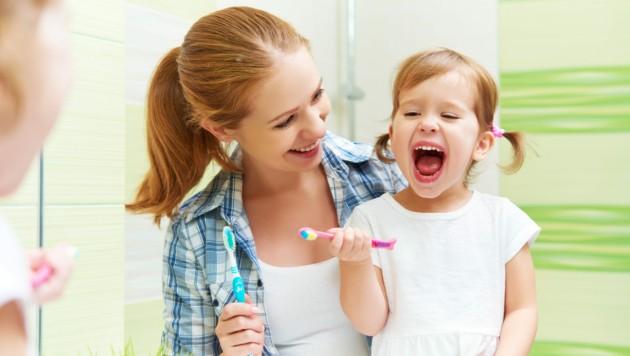 Auf gute Hygiene achten - von Anfang an! (Bild: JenkoAtaman/stock.adobe.com)
