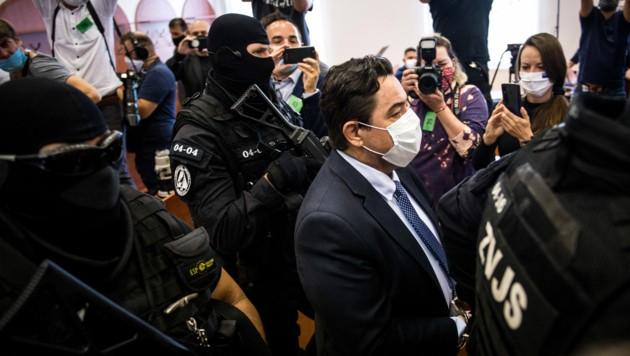 Die Anklage sah es nicht als bewiesen an, dass Kocner den Mord an Kuciak beauftragt hat. (Bild: AFP )