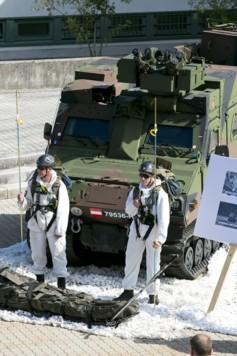 Das Bundesheer spielt auch im Katastrophenschutz eine wichtige Rolle (Bild: Mathis Fotografie)