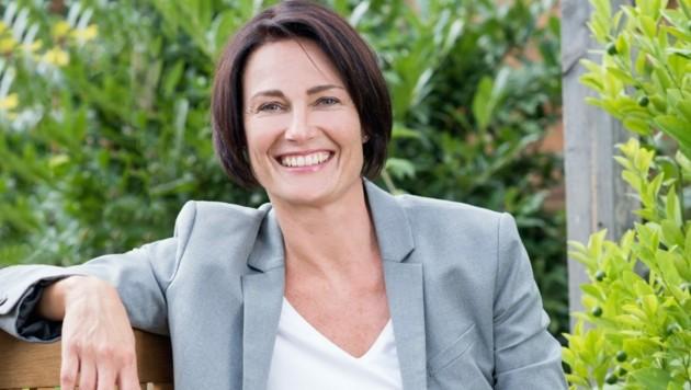 Silke Goos arbeitet als Coach, bietet Workshops an und ist auch als Unternehmensberaterin tätig. (Bild: D. Stixenberger)