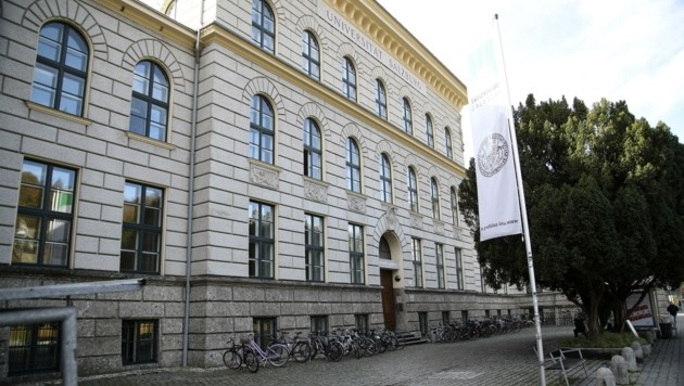 Die Uni Salzburg kämpft mit einem Millionen-Budgetloch. WKS-Präsident Peter Buchmüller fordert finanzielle Hilfe. (Bild: Tröster Andreas)