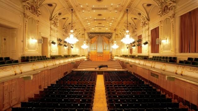 Der Stefaniensaal im Grazer Congress (Bild: Illemann)
