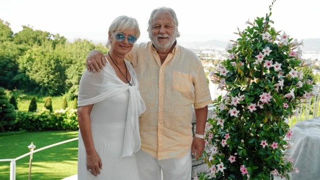 Hannes Kartnig und Gattin Claudia
