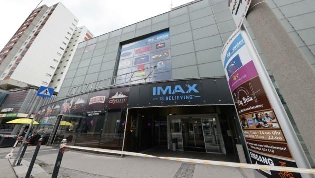 Cineplexx hat den Kinobetrieb in der Karl-Wurmb-Straße eingestellt, die Räume stehen leer (Bild: Tschepp Markus)