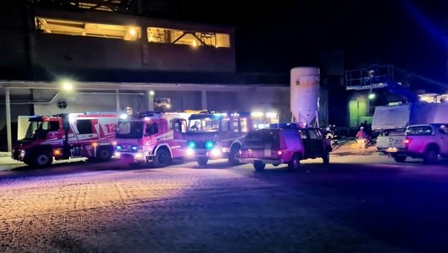 (Bild: Feuerwehr Wieting)