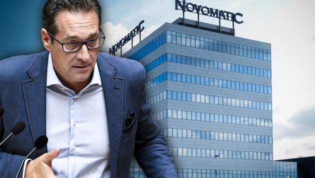 """""""Novomativ zahlt alle"""" - mit dieser Aussage Straches im Ibiza-Video könne Krumpel nichts anfangen."""