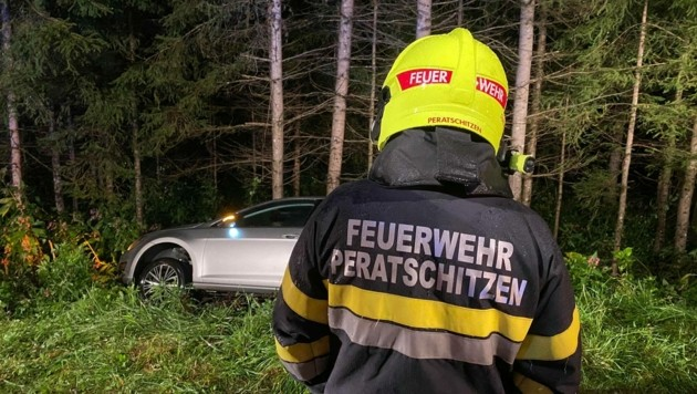 (Bild: Feuerwehr Peratschitzen)