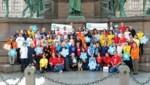 """Einige Vertreter der zahlreichen Mitgliedsorganisationen von """"Vergissmeinnicht"""". (Bild: Schedl/Vergissmeinnicht)"""