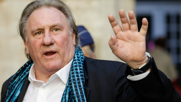 Gerard Depardieu (Bild: AFP)