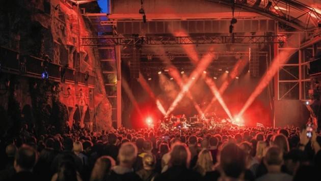 In den Spielstätten (Kasematten, Orpheum, Dom im Berg) gibt es aktuell keine Stehplatz-Konzerte (Bild: Stefan Leitner)