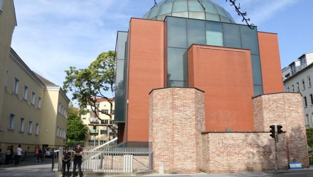 Synagoge in Graz (Bild: Christian Jauschowetz)