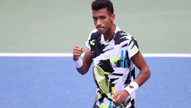 Auger-Aliassime (Bild: 2020 Getty Images)