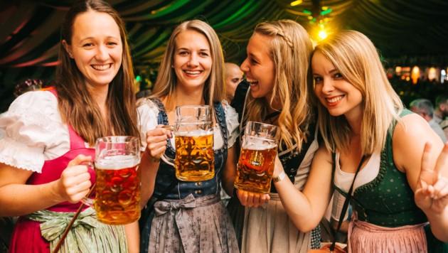 Gösser Bier gibt's heuer #dahoam. 2021 dann wieder auf der Kaiserwiese im Wiener Prater. (Bild: Philipp Lipiarski / www.goodlifecrew.at)