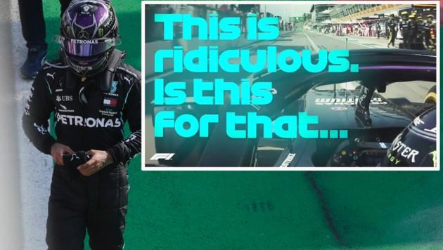 (Bild: APA/AFP/POOL/Luca Bruno, formula1.com)