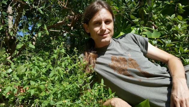 Botaniker Felix Schlatti stellt unter anderem das Knopfkraut vor