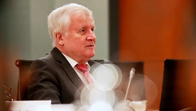 Horst Seehofer (Bild: AFP)