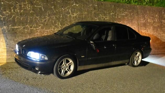 Das Auto des 28-Jährigen (Bild: ZOOM.TIROL)