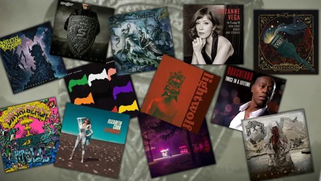 (Bild: weekend, aop, vinyl, atlantic, century media, bmg, hrr, reprise, emi, love thirty tigers, la porchette surprise, embassy of music, Kronre KREATIV)