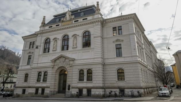 Justizgebäude Salzburg (Bild: Tschepp Markus)