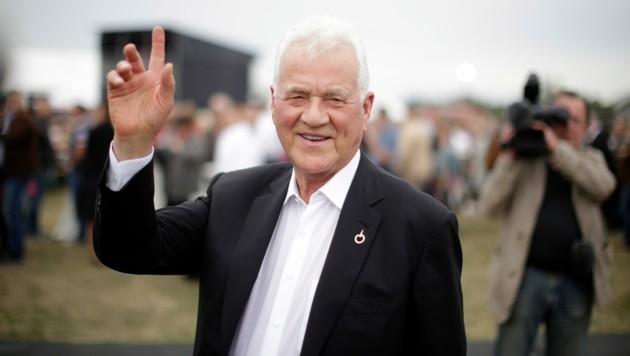 Frank Stronach hat sein Racino in Ebreichsdorf an den Bremer Milliardär Peter Lürßen verkauft. (Bild: APA/Georg Hochmuth)