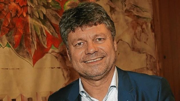 Spittals Bürgermeister Gerhard Pirih (Bild: Rojsek-Wiedergut Uta)